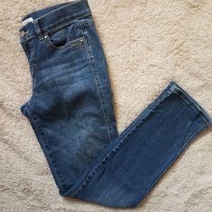 WHBM | Dark Wash Noir Jeans